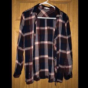 Women's Fall Flannel